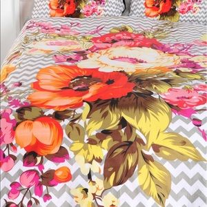 Urban Outfitters Bedding - Urban Outfitters Plum & Bow Twin XL Duvet Cover
